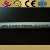 Tube sans joint et pipe d'acier inoxydable d'ASTM A213/A312 A269/A270 304L 316L