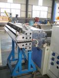 低い粉の消費PVC広告シートの突き出る機械