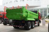 第1最も安くか最も低い30トンのシックなBalong 375HP 6X4の重いダンプのダンプカーのダンプ貨物自動車のトラック