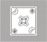 [غلكج] [ف900] طبع فوطة يزيّن آلة فوطة يطوي آلة