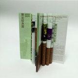 인쇄하는 Softcover 소책자 또는 인쇄하거나 안장 바느질 연결 참고 서적