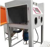 Cabina a presión de la ráfaga de la presión de la cabina del chorro de arena