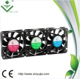 12 volts du ventilateur 6020 60mm 60X60X20mm de ventilateur de refroidissement de C.C pour le cuiseur d'admission