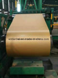 bobinas de 0.15X750m m PPGI, Z20-Z275