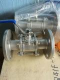 Valvola a sfera dell'acciaio inossidabile di Dn40 1000wog (Q41F-DN40-1000WOG)