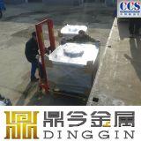 De Container van het Roestvrij staal CCS Ss304 met Deksel