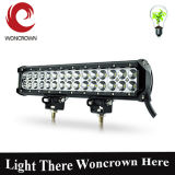 Iluminación de la conducción de automóviles del carro de la fila del doble de la barra ligera del LED