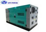 Isuzu schielt Dieselgenerator 30kVA mit dem leisen eingeschlossenen Kabinendach an