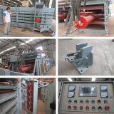 Prensa horizontal hidráulica automática da boa qualidade para o papel Waste