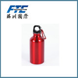 Garrafa de água de alumínio da impressão da transferência térmica para esportes