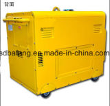 Hot Sale 5kw Small Silent Diesel Generator pour usage domestique