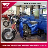 Motocicleta do triciclo da caixa da carga do uso do fazendeiro do alimento