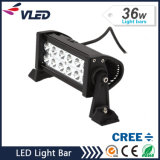 36W CREE Off-Road-LED Light Bar 4WD Truck DC10-30V