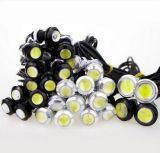 Des LED-DRL 4*3W Auto-Licht Röhrenblitz-Blitz-Adler-Augen-LED mit Fernsteuerungs100% wasserdichter DRL Warnleuchte