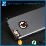 Cas antichoc de téléphone cellulaire de couche duelle protectrice raboteuse de défenseur pour l'iPhone 6/6s