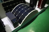 módulo Bendable plegable elástico suavemente flexible del picovoltio del panel solar de 80W ETFE Sunpower