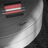 Erster Grad-gesponnenes Gummiband, das Nylon des Band-100% einwickelnd aushärtet