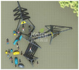 Kaiqi scherzt Spielplatz-Brandung-Segel-Serie mit Neuheit Acitivities Spiel (KQ60118A)