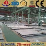 304 304L laminados en caliente profesionales 201 fabricación inoxidable de la placa de acero 321 316L