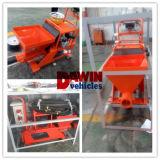 Surtidor semiautomático concreto de China de la máquina del yeso del N2 económico