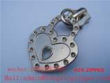 Extracteur en alliage de zinc de tirette de /Nylon d'extracteur de fermeture éclair de nouvelle conception pour des chaussures