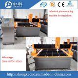 Máquina caliente del plasma del CNC del estilo para la hoja de acero