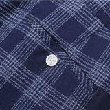 工場格子縞の細い高品質の余暇の卸売の人のスーツ