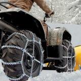 Catene di gomma della neve per i camion