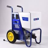 Pompe privée d'air Pintura de texture de Hyvst SPA60 de pulvérisateur professionnel de peinture