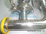 Válvula sanitária de alívio de pressão de ar de aço inoxidável, válvula de segurança para tanque de cerveja (ACE-AQF-KJ)
