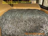 Fibre moulable réfractaire d'acier inoxydable de l'additif 446 pour le matériel de preuve de chaleur