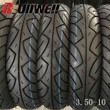Neumático 3.50-10 3.50X10 de la vespa de la motocicleta