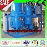 Purificador do óleo lubrificante de Tya, purificação de petróleo hidráulico