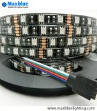 까만 FPC RGB 5050 5m Waterproof LED Light Strip