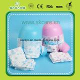 Baby-Wegwerfwindel-Großverkauf, farbige Wegwerfbaby-Windel-Fabrik in China