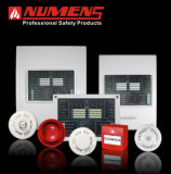 Panneau de contrôle conventionnel personnalisé de signal d'incendie (4001-02)