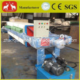 Máquina hidráulica profissional da imprensa de filtro do petróleo do coco do Virgin