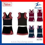 Healong Quick Dry Digital Print Vêtements Cheerleader
