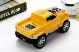 De koele Modieuze Auto vormde de Spreker van Bluetooth van Vijf Kleuren