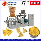 Nacho bricht den Doritos Produktionszweig ab, der Maschine herstellt