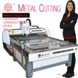 Gran ranurador del CNC del corte del magnesio de la torque