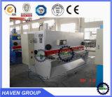 Машина гидровлической гильотины CNC режа