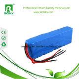 24V 36V 5ah 7ah 8ah 10ah 12ah de Batterij van het Lithium voor Elektrisch Skateboard