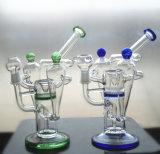 Hohe Borosilicat-Glas-Wasser-Rohre für das Tabak-Rauchen