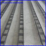 건축 건물 H 프레임 철사 말뚝이 부속 벽돌 코일 메시 사다리에 의하여 직류 전기를 통했다
