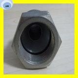 Verstemmtes hydraulisches passendes gerades metrisches Weibchen 24 Grad-Kegel-O-Ring H.T. DIN3865 20511 befestigend
