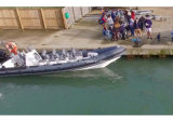 Aqualand 30feet 9m Rigid Inflatable Boat/Military Patrol/Rib Boat (RIB900B)