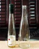 300ml de lege Fles van de Alcoholische drank, het Drinken van het Glas Fles, de In het groot Container van het Glas