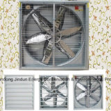 Ventilador del extractor para la casa de las aves de corral