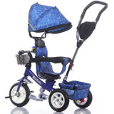 フィリピンTricycle Car (OKM-671)の赤ん坊Stroller Tricycle Hot Selling
